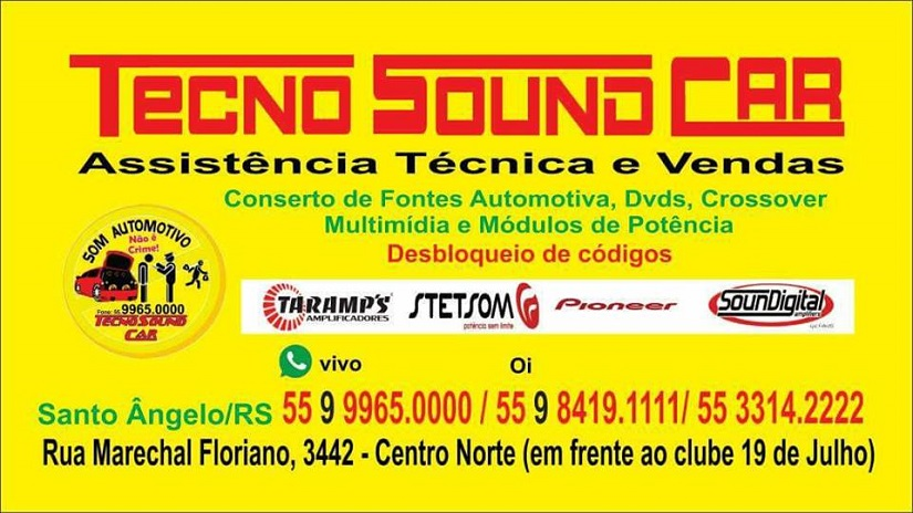 TECNO SOUND CAR